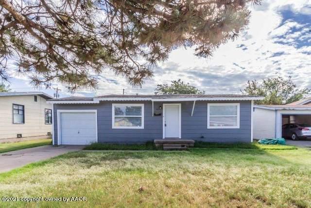 4611 Hughes St, Amarillo, TX 79110 (#21-3308) :: Meraki Real Estate Group