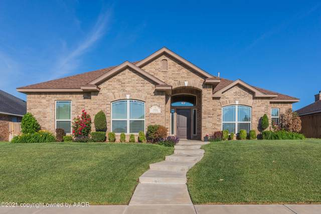 7902 Tallahassee Dr, Amarillo, TX 79118 (#21-3316) :: Live Simply Real Estate Group