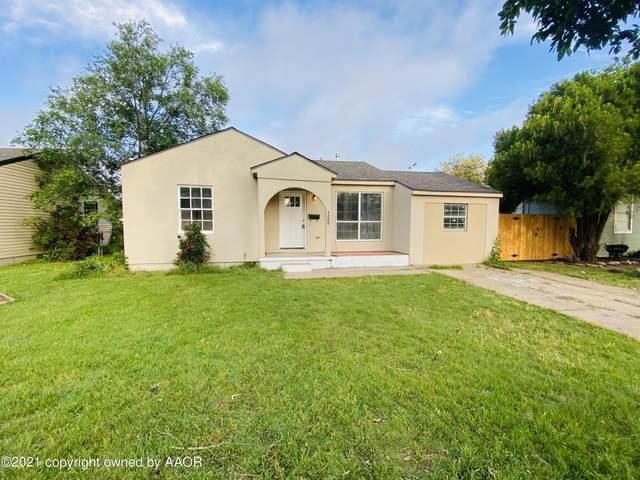 4208 Cline Rd, Amarillo, TX 79110 (#21-3320) :: Lyons Realty