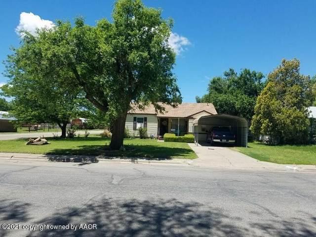 1318 Fordham, Perryton, TX 79070 (#21-3332) :: Meraki Real Estate Group