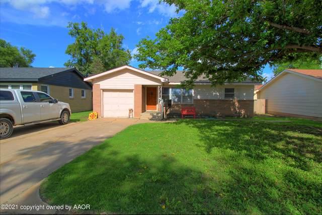 1105 Grinnell St, Perryton, TX 79070 (#21-3337) :: Meraki Real Estate Group