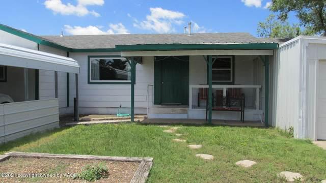 316 Whilhelm Ave, Stinnett, TX 79083 (#21-3351) :: Live Simply Real Estate Group