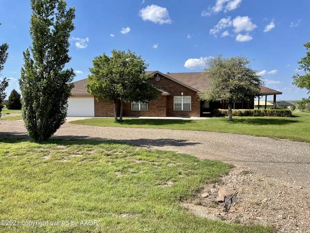 19300 Stoney Ridge Dr, Amarillo, TX 79124 (#21-3357) :: RE/MAX Town and Country