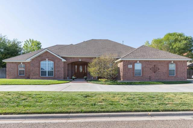 6103 Blue Sage Cir, Amarillo, TX 79124 (#21-3383) :: RE/MAX Town and Country