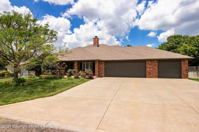 6708 Smoketree Dr, Amarillo, TX 79124 (#21-3384) :: RE/MAX Town and Country