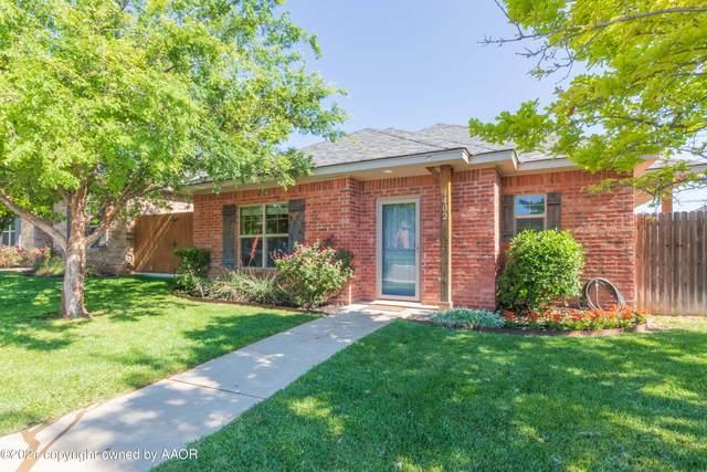4402 Oliver Pl, Amarillo, TX 79106 (#21-3386) :: Meraki Real Estate Group