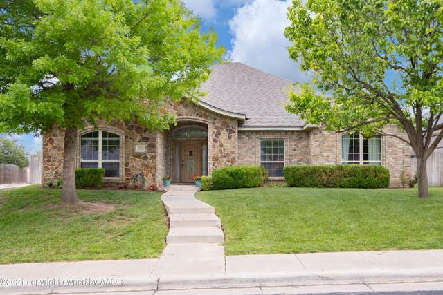 3106 River Birch Pl, Amarillo, TX 79124 (#21-3394) :: Live Simply Real Estate Group