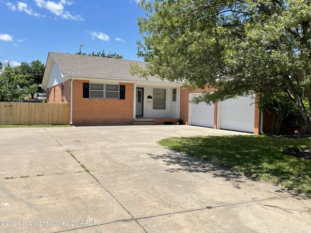 2535 Christine St, Pampa, TX 79065 (#21-3397) :: Meraki Real Estate Group