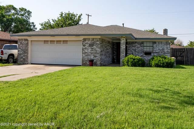 5406 Hillside Rd, Amarillo, TX 79109 (#21-3401) :: Elite Real Estate Group