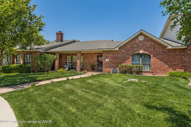 3505 West Point Dr, Amarillo, TX 79121 (#21-3411) :: Lyons Realty