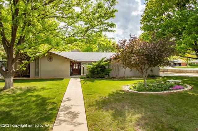 3500 Barclay Dr, Amarillo, TX 79109 (#21-3413) :: Lyons Realty