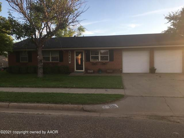 1413 Oak, Panhandle, TX 79068 (#21-3422) :: RE/MAX Town and Country