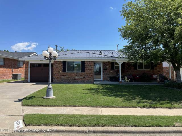655 Evergreen St, Borger, TX 79007 (#21-3424) :: Live Simply Real Estate Group