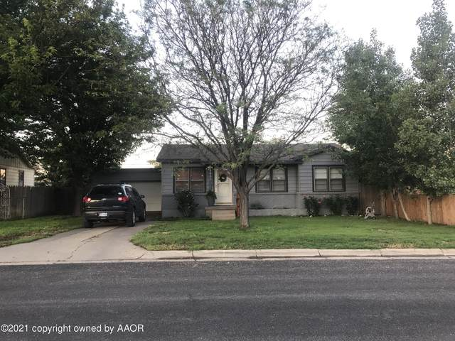 4803 Bonham St, Amarillo, TX 79110 (#21-3426) :: Meraki Real Estate Group