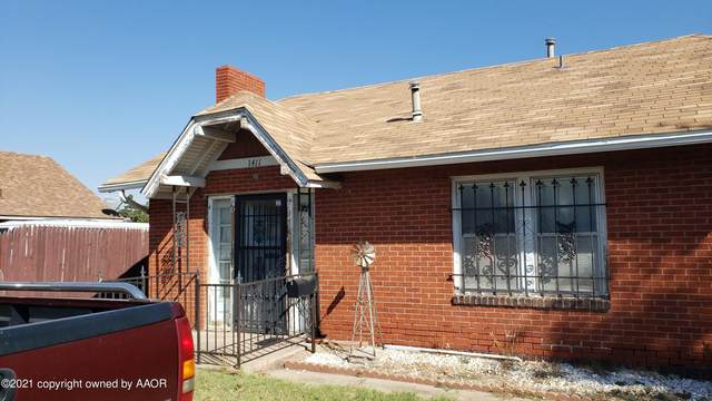 1411 Western St, Amarillo, TX 79106 (#21-343) :: Live Simply Real Estate Group