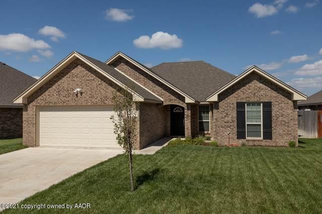 6 Justin Ln, Canyon, TX 79015 (#21-3432) :: Live Simply Real Estate Group