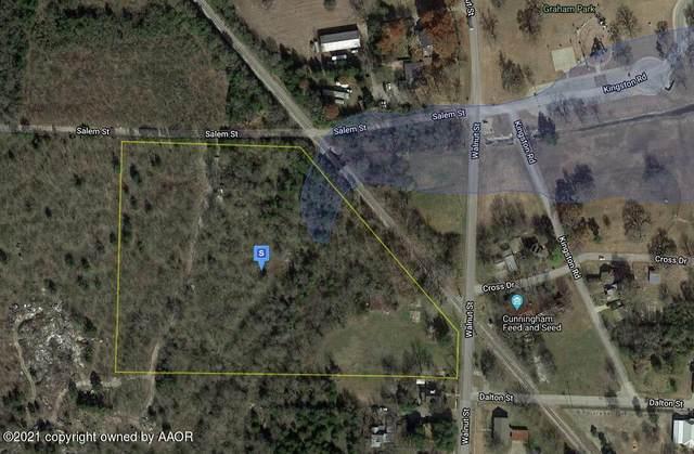 1008 Walnut St, Greenville, TX 75401 (#21-3435) :: Lyons Realty