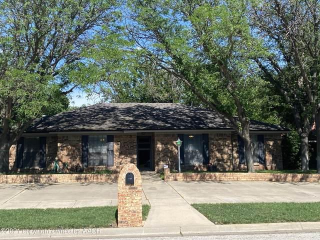 4407 Chandler, Amarillo, TX 79109 (#21-3441) :: Lyons Realty