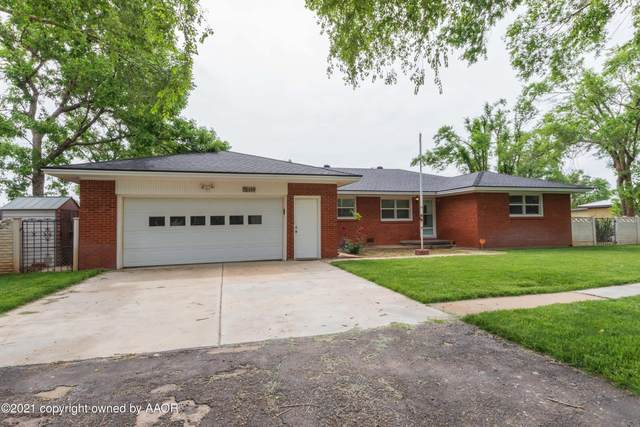 209 Cherry St., Claude, TX 79019 (#21-3443) :: Live Simply Real Estate Group