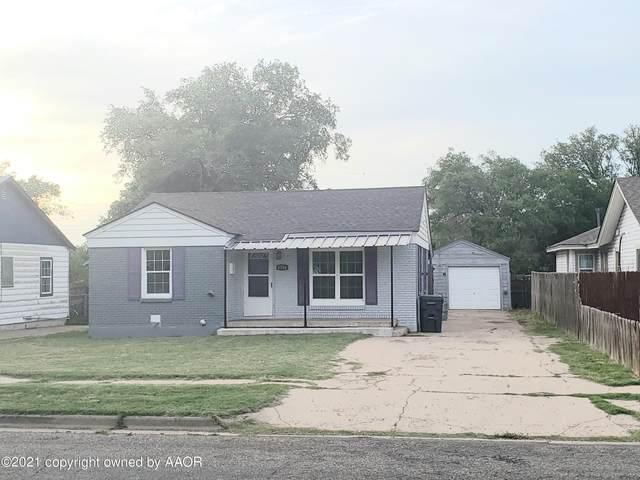 4216 11TH Ave, Amarillo, TX 79106 (#21-3446) :: Lyons Realty