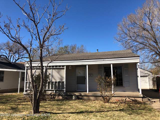 1716 Roosevelt St, Amarillo, TX 79103 (#21-345) :: Lyons Realty