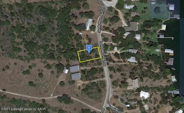 110 Sandy Mountain Dr, Sunrise Beach Village, TX 78643 (#21-3454) :: Live Simply Real Estate Group