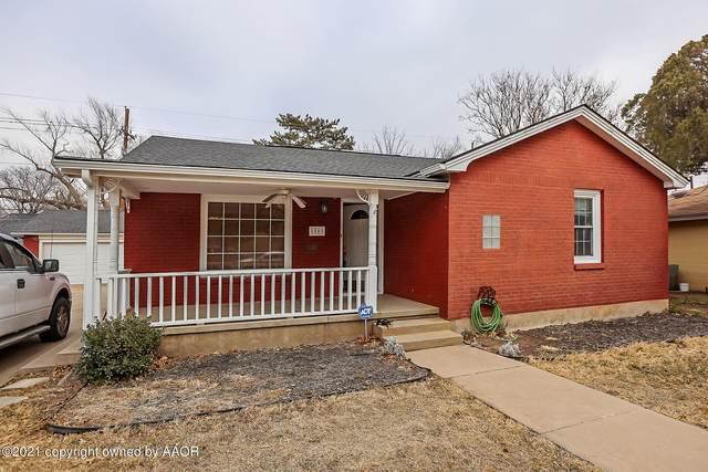 1509 Fannin St, Amarillo, TX 79102 (#21-351) :: Keller Williams Realty