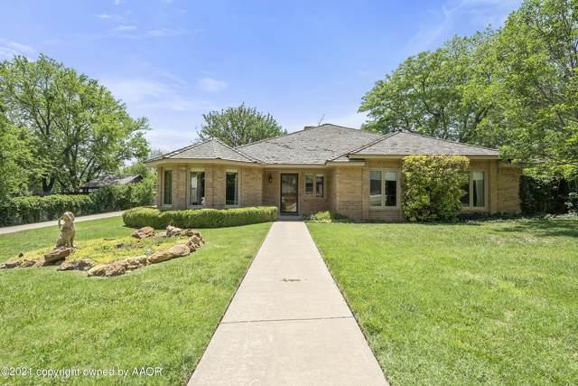 25 Eagle Pass, Canyon, TX 79015 (#21-3523) :: Meraki Real Estate Group