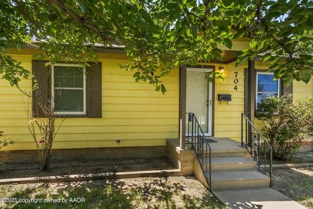 704 Carolina St, Amarillo, TX 79106 (#21-3532) :: Lyons Realty