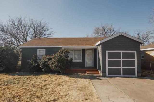 1940 Highland St, Amarillo, TX 79103 (#21-3536) :: Keller Williams Realty