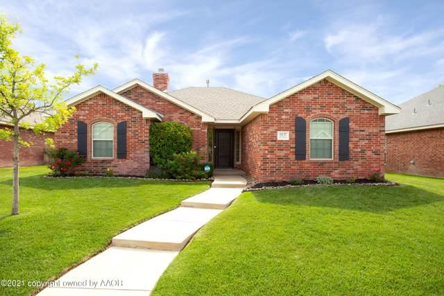 8117 Little Rock Dr, Amarillo, TX 79118 (#21-3545) :: Lyons Realty