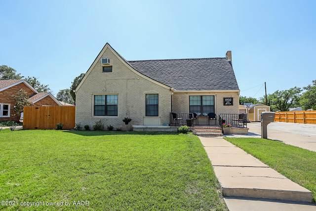 1100 Rosemont St, Amarillo, TX 79106 (#21-3550) :: Lyons Realty