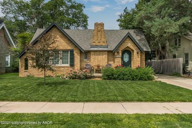 2106 Ong St, Amarillo, TX 79109 (#21-3551) :: Lyons Realty