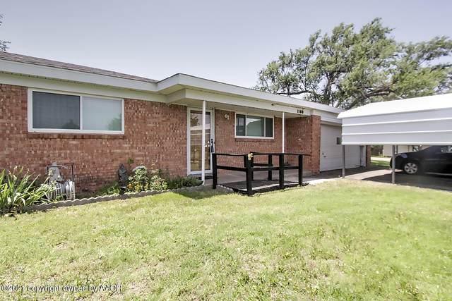 1100 Yucca Ave, Amarillo, TX 79108 (#21-3556) :: Meraki Real Estate Group