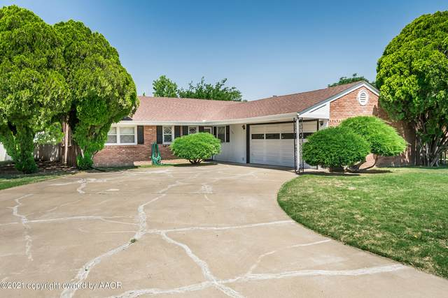 1106 La Paloma St, Amarillo, TX 79106 (#21-3563) :: Lyons Realty