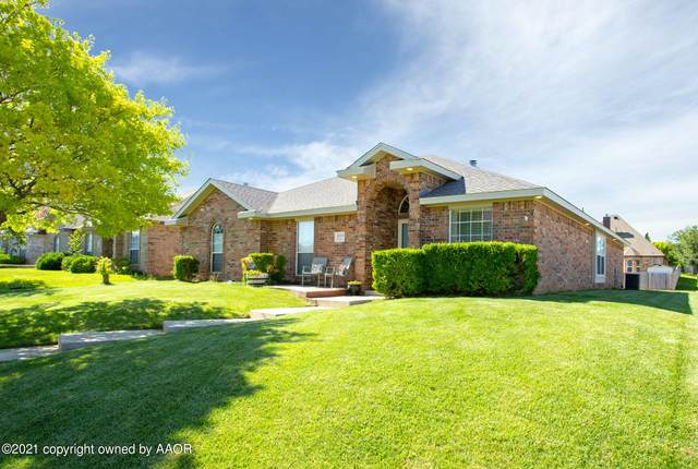 1609 Stardust Ln, Amarillo, TX 79118 (#21-3569) :: Lyons Realty