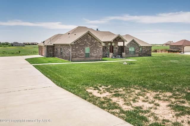 13220 Wilderness Trl, Amarillo, TX 79118 (#21-3602) :: Lyons Realty