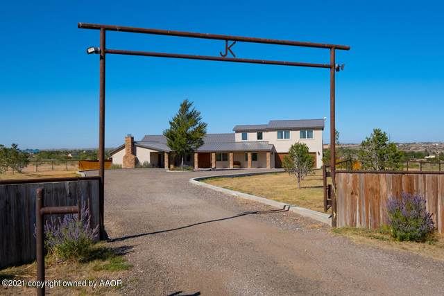 214 Aoudad Ranch Trl, Amarillo, TX 79118 (#21-3609) :: Lyons Realty