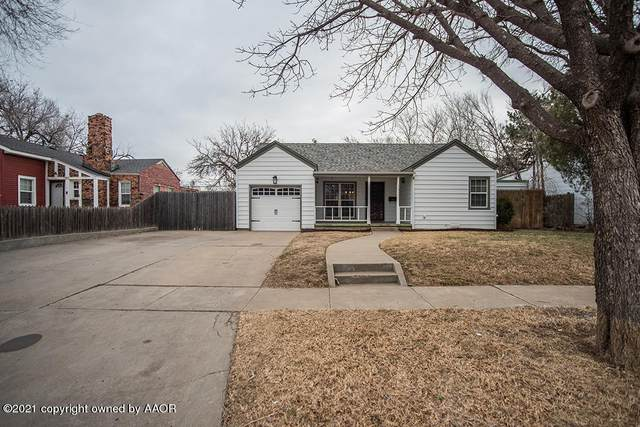 1317 Broadmoor St, Amarillo, TX 79106 (#21-361) :: Live Simply Real Estate Group