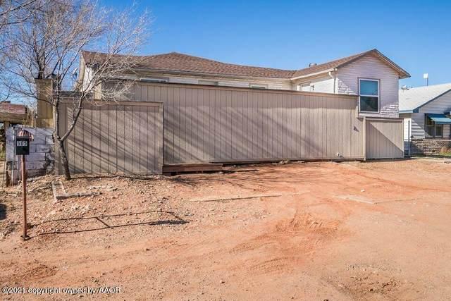 505 Cedar St, Borger, TX 79007 (#21-3613) :: Live Simply Real Estate Group