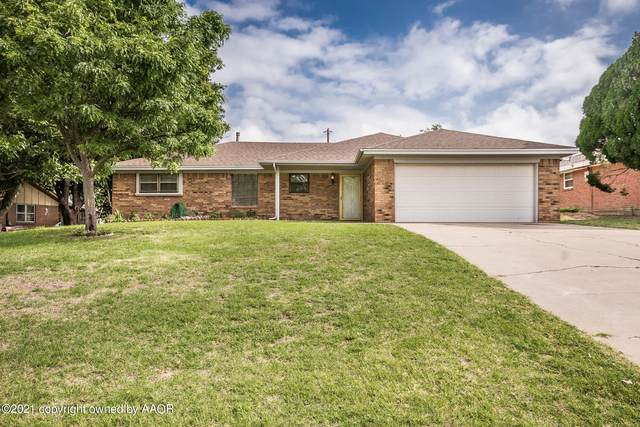 1007 Melody Ln, Amarillo, TX 79108 (#21-3615) :: Live Simply Real Estate Group