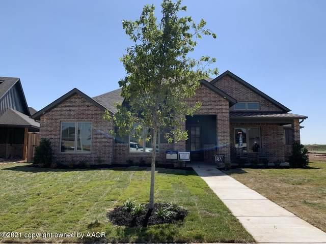 9408 Stonecrest Dr, Amarillo, TX 79118 (#21-3618) :: Lyons Realty