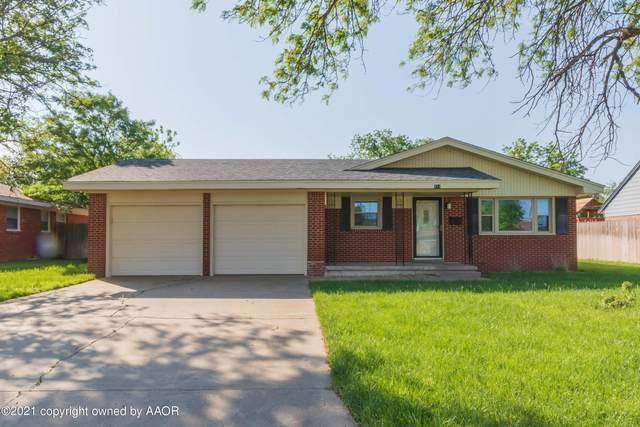 411 Holman Ln, Canyon, TX 79015 (#21-3620) :: Lyons Realty
