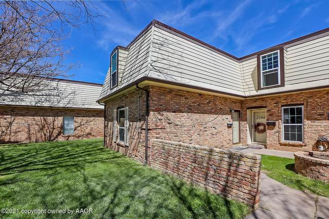 3206 Villa Pl, Amarillo, TX 79109 (#21-3623) :: RE/MAX Town and Country