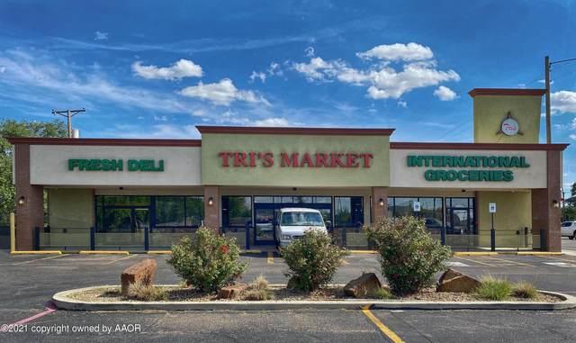 4021 Washington St, Amarillo, TX 79110 (#21-3629) :: Keller Williams Realty