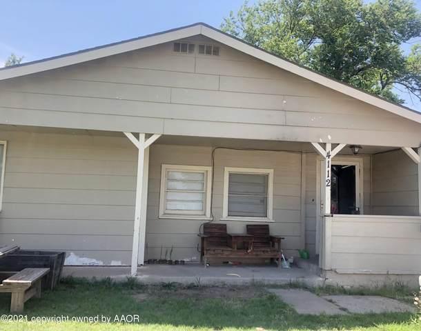 4112 Monroe St, Amarillo, TX 79110 (#21-3631) :: Keller Williams Realty