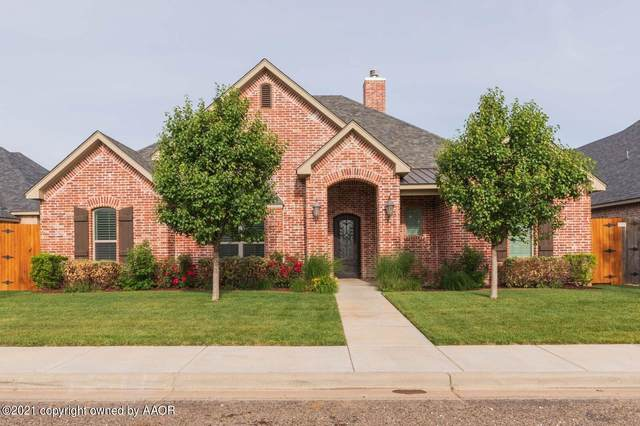 205 Banks Dr, Amarillo, TX 79124 (#21-3640) :: RE/MAX Town and Country