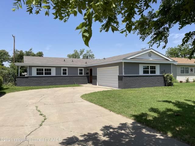 2916 Bagarry St, Amarillo, TX 79103 (#21-3641) :: Keller Williams Realty