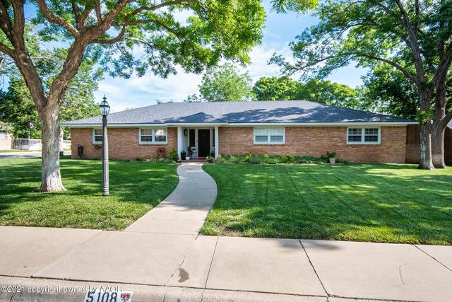 5108 Tawney Ave, Amarillo, TX 79106 (#21-3652) :: RE/MAX Town and Country
