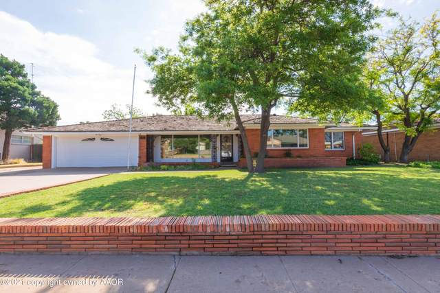 306 Austin St, Borger, TX 79007 (#21-3658) :: Live Simply Real Estate Group